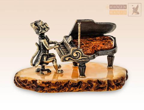 фигурка Кот за роялем