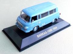 Barkas 1000 Van blue 1:43 DeAgostini Masini de legenda #38