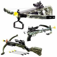 Арбалет с лазерным прицелом Crossbow Set