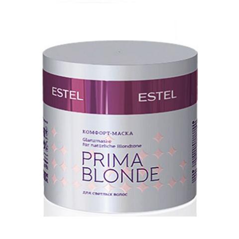 Маска-комфорт для светлых волос Prima Blonde  Estel, 300 мл