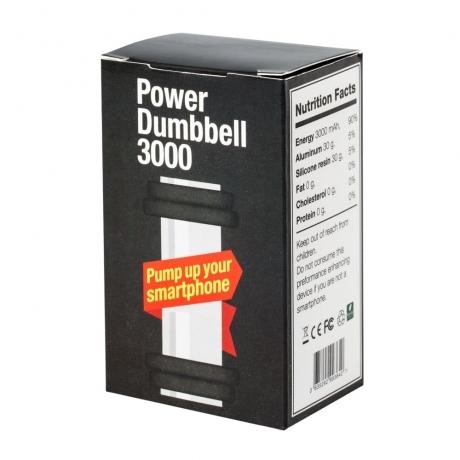 Dumbbell Power Bank