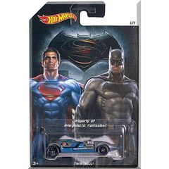 Hot Wheels - Twin Mill: Batman Vs Superman - Dawn Of Justice