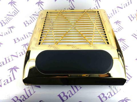 Пылесос для маникюра BQ-858-8, 36W (золото)