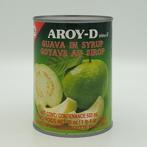 Гуава в сиропе AROY-D, 565 гр