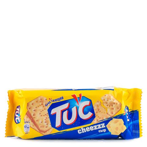 "Крекер ""Tuc"" с сыром, 100 г"