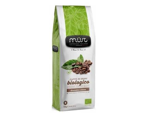 Кофе в зернах Must Biologico Bar, 1 кг