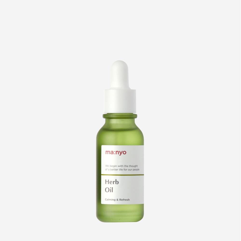Купить Травяное Масло для Проблемной Кожи MANYO FACTORY Active Refresh Herb Special Treatment Oil