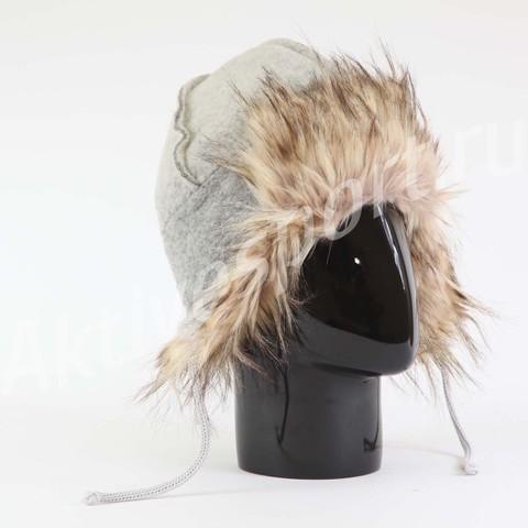 Картинка шапка-ушанка Eisbar iceland l 131