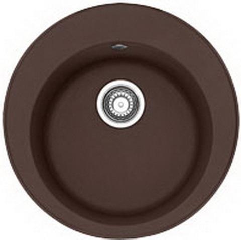 Кухонная мойка Franke Ronda ROG 610-42, шоколад