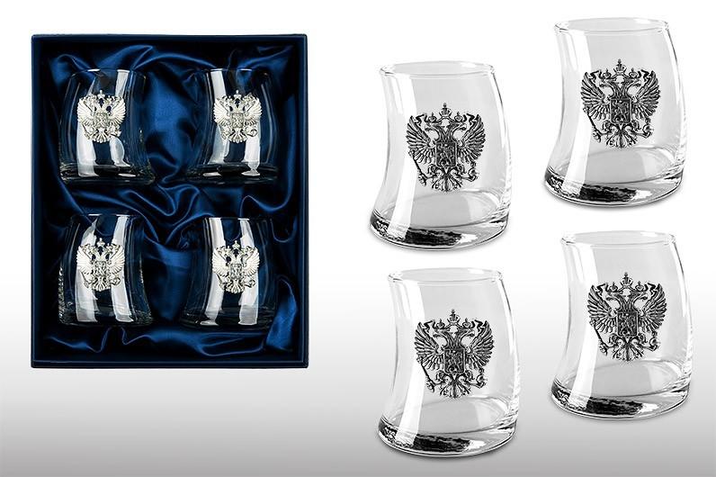 Подарочный набор стаканов для виски «Русский мамонт» набор стаканов для виски 6 шт bohemia набор стаканов для виски 6 шт