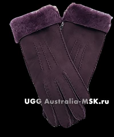 UGG Women's  Glove Three Rays Purple