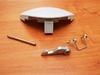 Ручка люка для стиральной машины  Индезит (ремкомплект) 75323