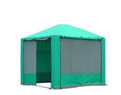 Шатер Митек «Пикник» 2,5х2,5 зеленый