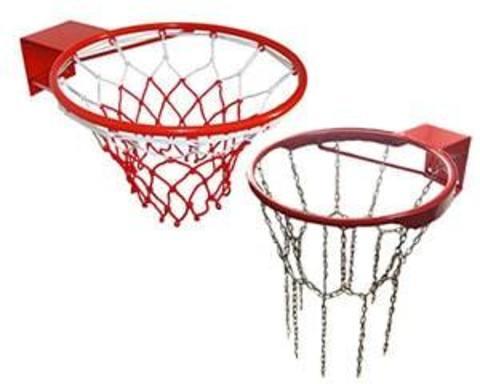 Купити баскетбольні кільця і сітки