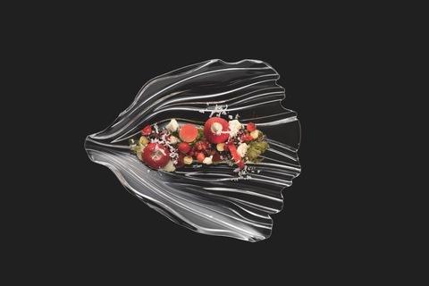 Набор из 2-х тарелок, артикул 98066. Серия Jin Yu
