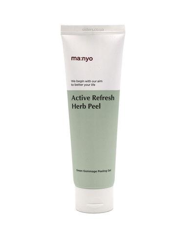 Травяной Пилинг-Скатка Для Лица MANYO FACTORY Active Refresh Herb Peel