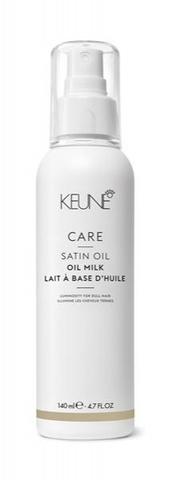 Keune Масло-молочко для волос Шелковый уход CARE Satin Oil
