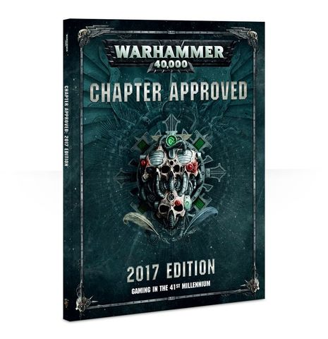 WH40K: CHAPTER APPROVED