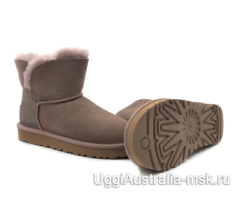 UGG Women's Classic Mini Cuff Boot Dusk