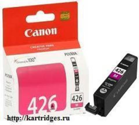 Картридж Canon CLI-426M / 4558B001