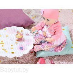 Baby born Анабель Бэби Борн Кукла Интерактивная Girl 700600
