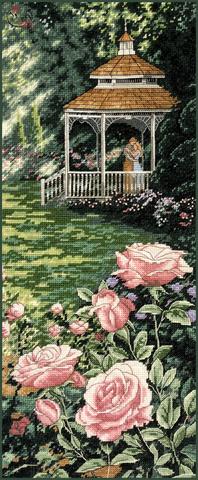 Набор для вышивания Найденный рай. Арт. 3186