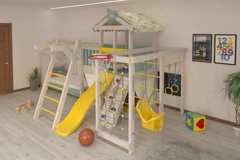 Игровой комплекс из дерева
