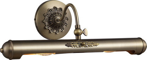 INL-6131W-02 Antique brass