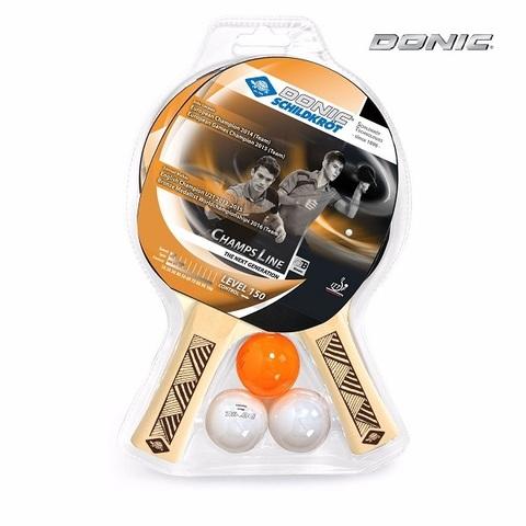 Набор для настольного тенниса DONIC CHAMPS 150