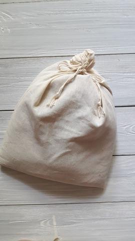 Paketamnet, Многоразовый мешочек из бязи для круп и макарон