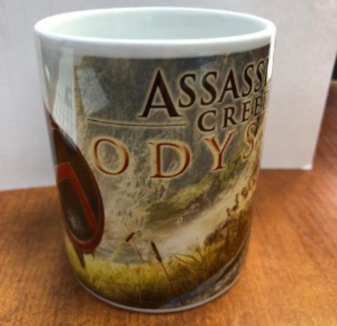 Кружка Assassin's Creed Odyssey