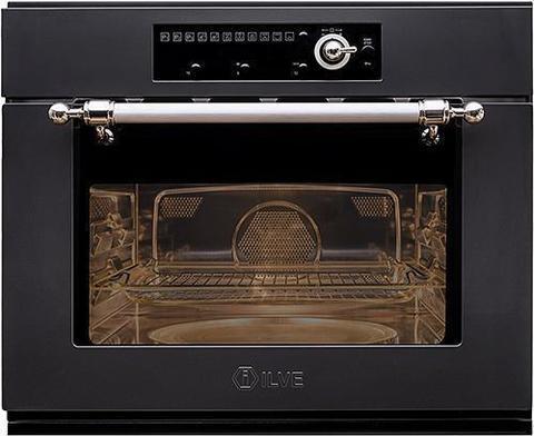 Встраиваемая микроволновая печь ILVE 645NTKCW M (ГРАФИТ)