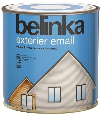 Belinka Exterier Email Укрывная краска для защиты древесины