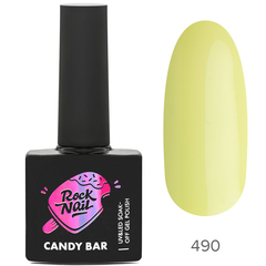 Гель-лак RockNail Candy Вar 490 Lemonade In The...