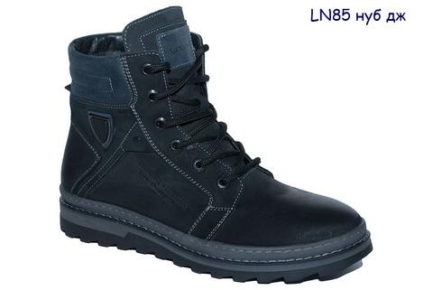 Кроссовки зимние LN-85 черные
