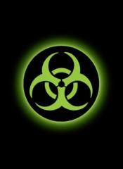 Legion Supplies - Absolute Iconic - Biohazard Протекторы матовые 50 штук