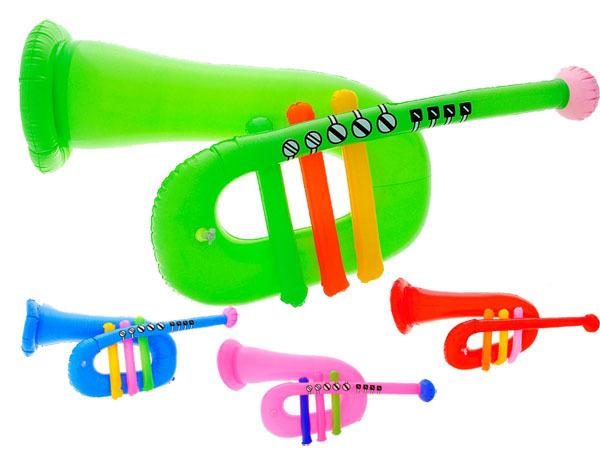 Труба большая надувная