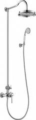 Душевая стойка со смесителем для верхнего и ручного душа Cezares LIBERTY  LIBERTY-F-CD-01 фото