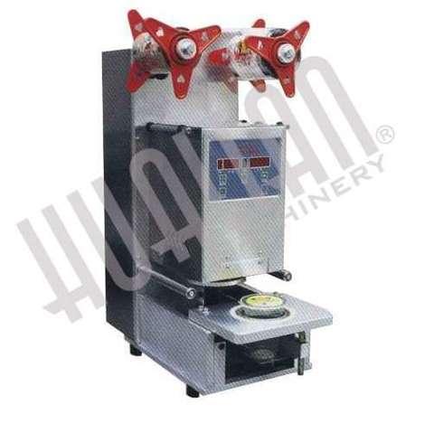 Запайщик пластиковой тары HL-95A автомат
