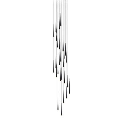 Подвесной светильник копия Slim by Vibia (30 плафонов)