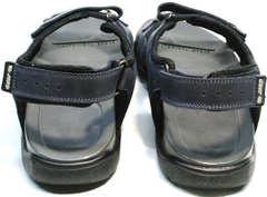 Походные сандали из натуральной кожи Mi Lord 2066EKO Blue.