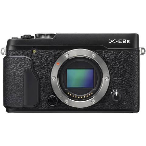 Цифровой беззеркальный фотоаппарат Fujifilm X-E2 Body