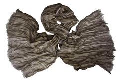 Шарф жатка коричневый 0477