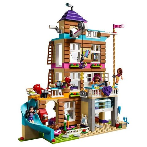 Конструктор BELA Friend Дом Дружбы 10859 (Аналог LEGO Friends 41340) 730 дет