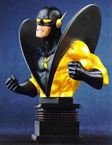 Bowen Designs Marvel Mini-Bust YellowJacket Classic Edition