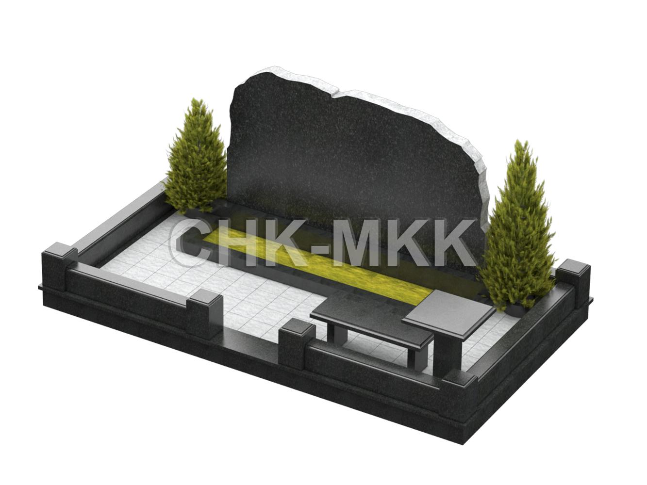 Гранитный мемориальный комплекс №32