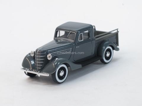 GAZ-11-415 gray 1:43 Nash Avtoprom