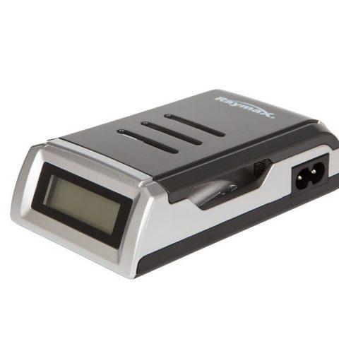 ЗУ Raymax RM-117 (1-4 АА, ААА), LED дисплей (1200/600/450 и 600/300/200mAh)