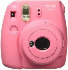 Camera  Fujifilm Instax Mini 9 Instant Camera - Flamingo Pink