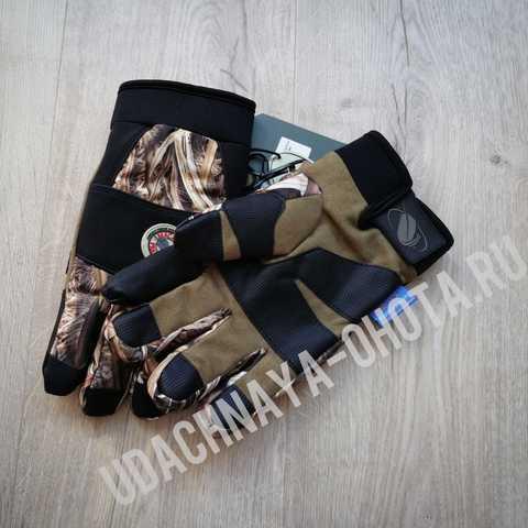 Теплые влагостойкие перчатки MPW, цвет Blades